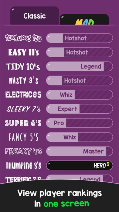 Times Table Hero screenshot 7
