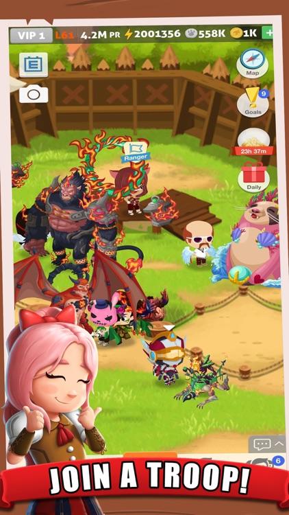 Battle Camp screenshot-7