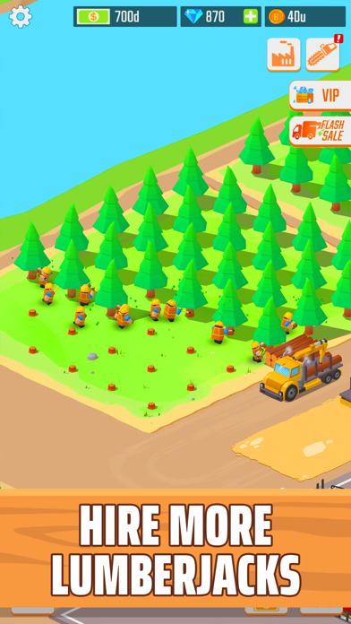 Lumbermill Wood Craft Tycoon for windows pc