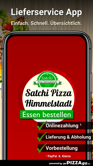 Satchi Pizza Himmelstadt screenshot 1