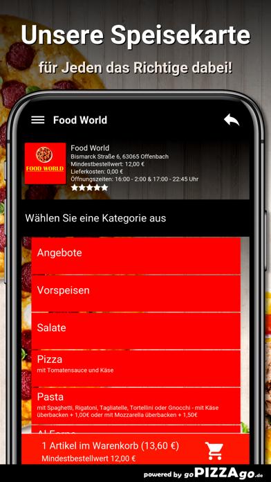 Food World Offenbach screenshot 4
