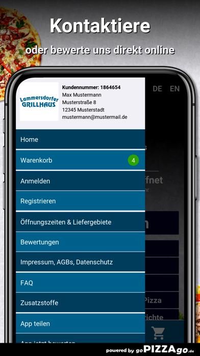 Grillhaus Simmerath screenshot 3
