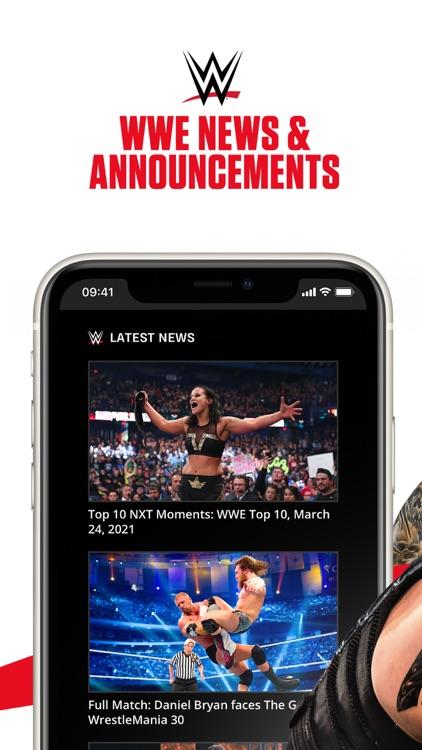 WWE screenshot-0