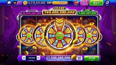 Jackpot Crush - Casino Slotsのおすすめ画像4