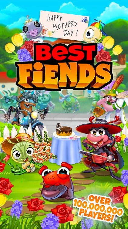 Best Fiends - Puzzle Adventure screenshot-8