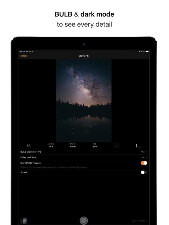 Shutter - Canon EOS Remote screenshot 17