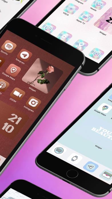 Fancy Widgets & Themes screenshot 10