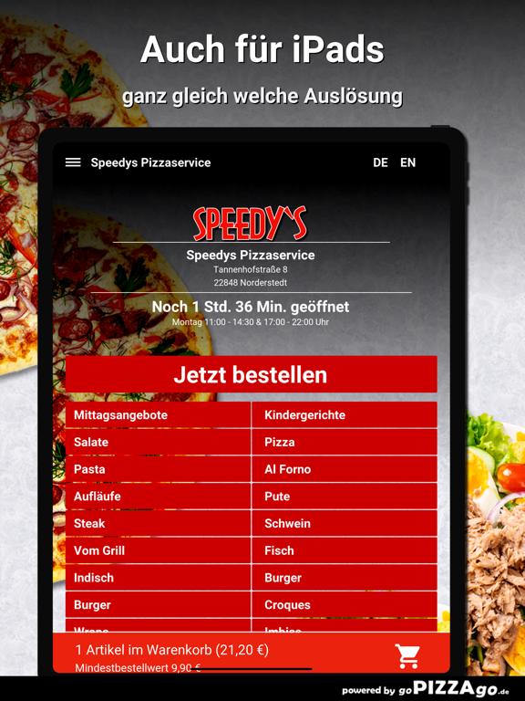Speedys Norderstedt screenshot 7