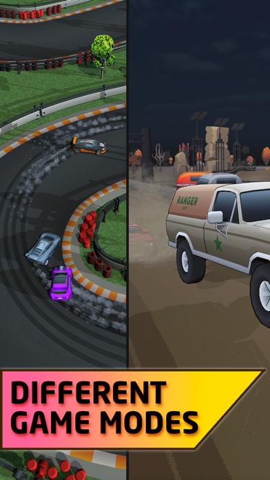 Screen Shot Top Race! 2