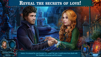 Dark Romance: Sleepy Hollow screenshot 4