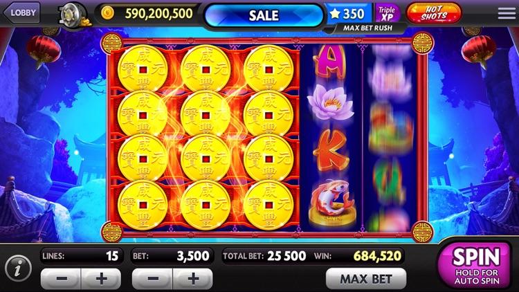 Caesars Slots: Casino & Slots screenshot-5