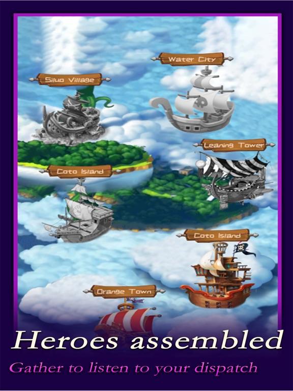 Ocean Seeker iPad app afbeelding 1