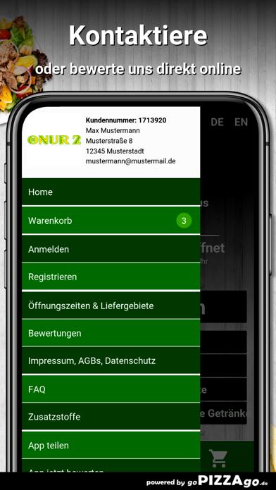 Onur 2 Pforzheim screenshot 3