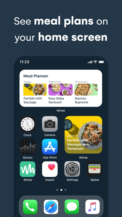 Whisk: Recipes & Grocery List screenshot-3