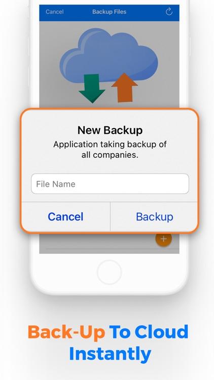 Simple Invoice Maker App- Moon screenshot-8