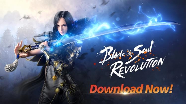 Blade&Soul: Revolution screenshot-0