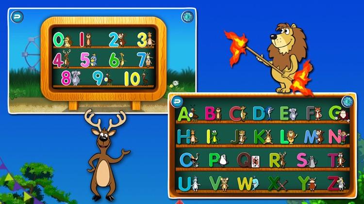 ABC Circus - Learn Alphabets
