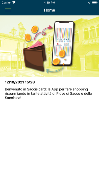 SACCISICARD screenshot 2