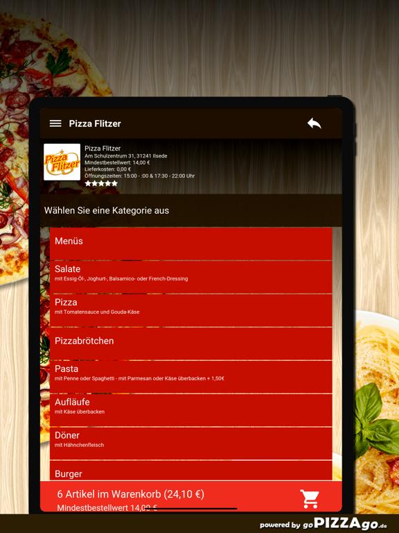Pizza Flitzer Ilsede screenshot 8