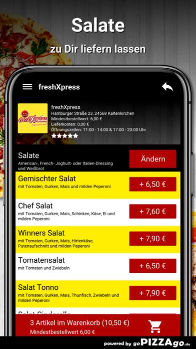 freshXpress Kaltenkirchen screenshot 5