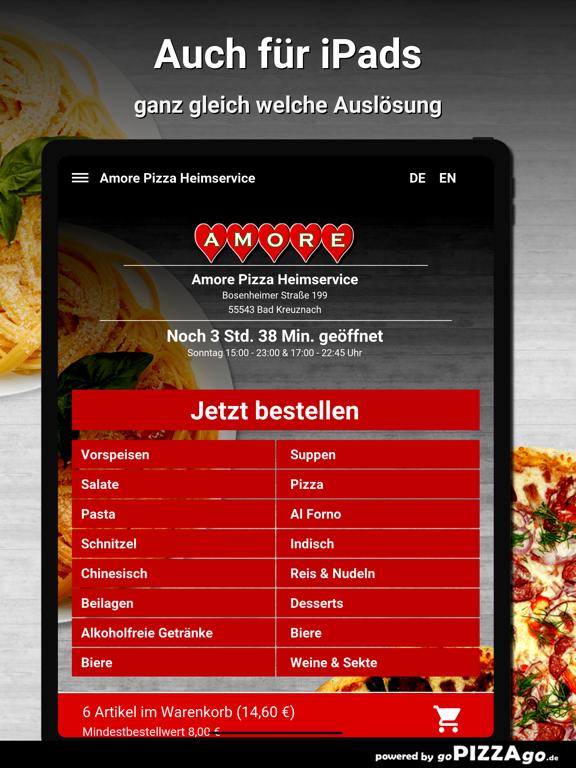 Amore Pizza Bad Kreuznach screenshot 7