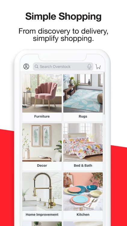 Overstock — Furniture & Decor screenshot-3
