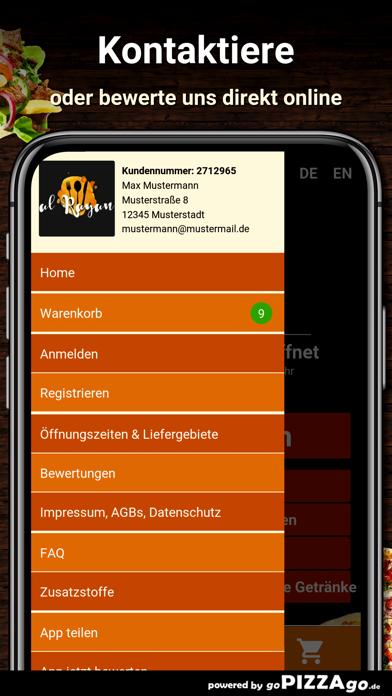 Al-Rayan Imbiss Freiburg screenshot 3