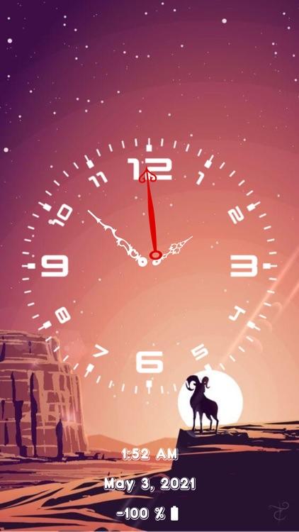 Analog Clock~Large Clock Lite