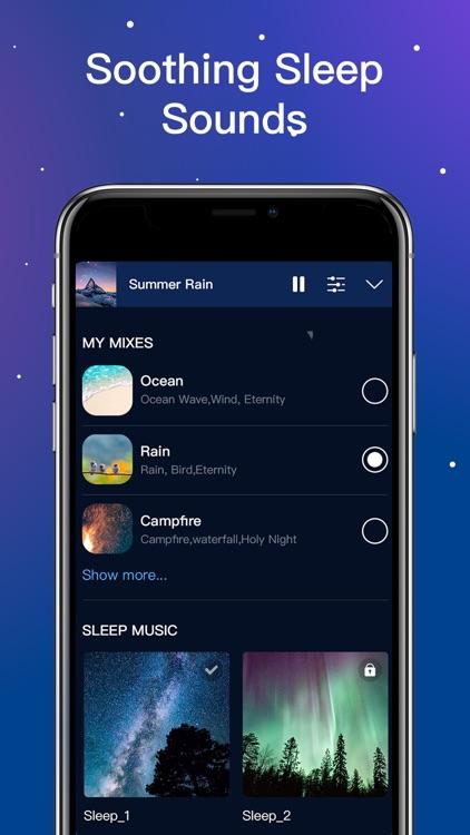 Sleep Tracker : Sleep Sounds screenshot-4