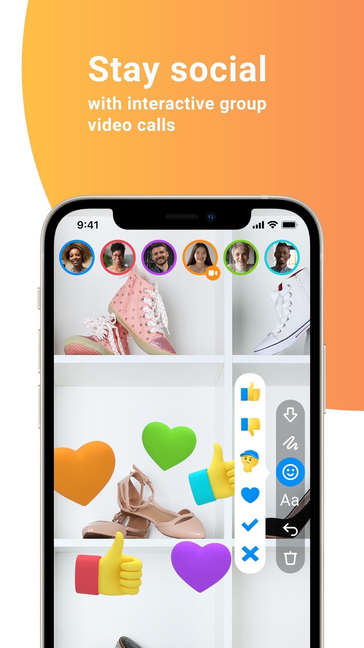 Screenshot do app lifeAR