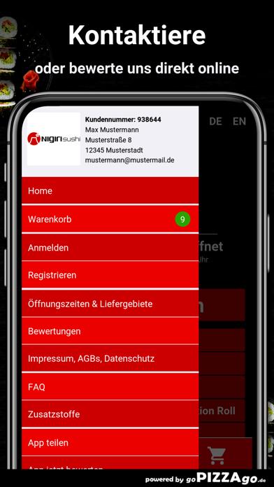 Nigiri Sushi Frankfurt am Main screenshot 3