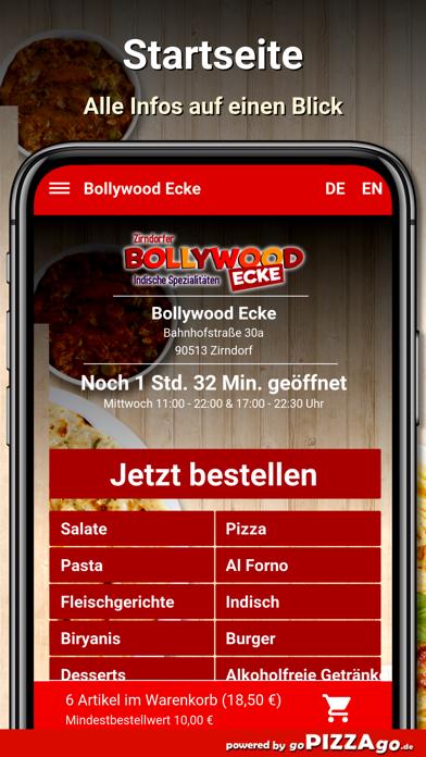Bollywood Ecke Zirndorf screenshot 2