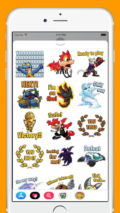 Neopets: Altador Cup screenshot 3