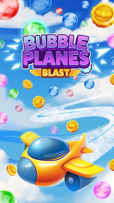 Bubble Planes Blast紹介画像1