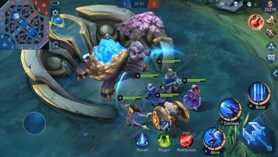Mobile Legends: Bang Bang iphone ekran görüntüleri