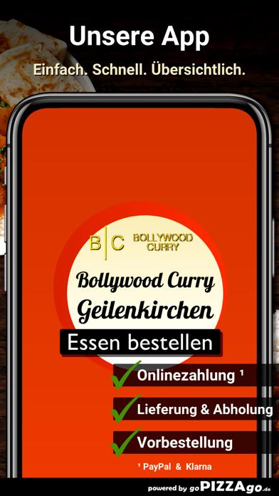 Bollywood Curry Geilenkirchen screenshot 1