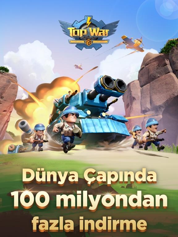 Top War: Battle Game ipad ekran görüntüleri