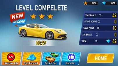 Ramp Car Stunts 3D GT Racing screenshot 5