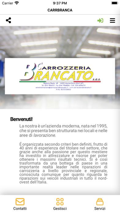 CARRBRANCA Screenshot