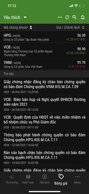 VCBS Mobile
