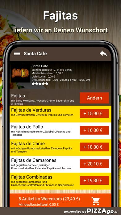 Santa Cafe Berlin screenshot 6