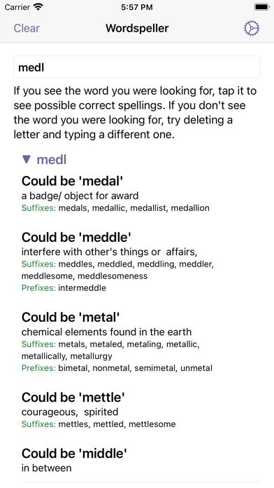 Wordspeller PhoneticDictionaryのおすすめ画像2