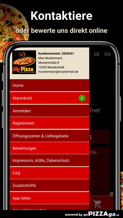 My Pizza-Soest screenshot 3