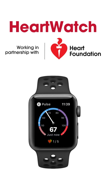 HeartWatch: Heart Rate Monitor screenshot-0