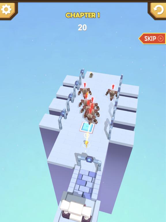 Time Walker 3D screenshot 7