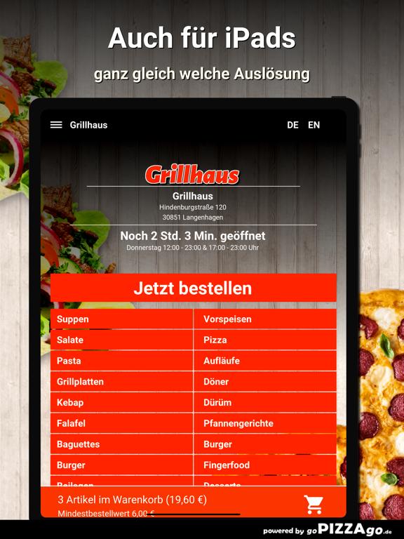 Grillhaus Langenhagen screenshot 7