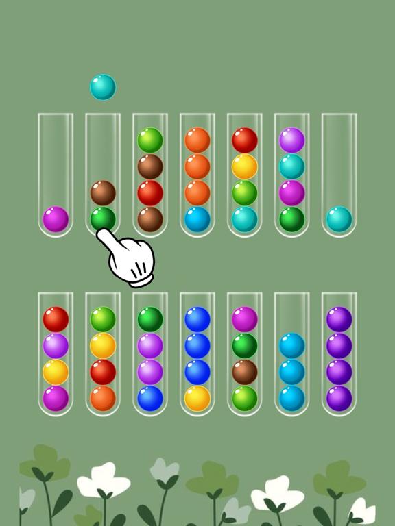 Ball Sort Puzzle iPad app afbeelding 5