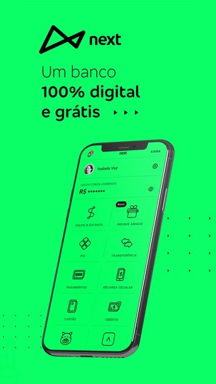 Banco next: Conta e Cartão screenshot-0