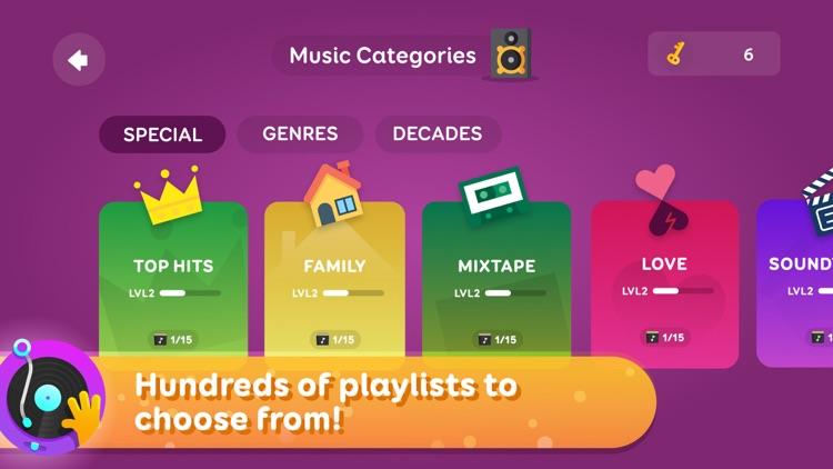 SongPop Party screenshot-4