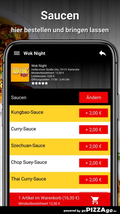 Wok Night Karlsruhe screenshot 1